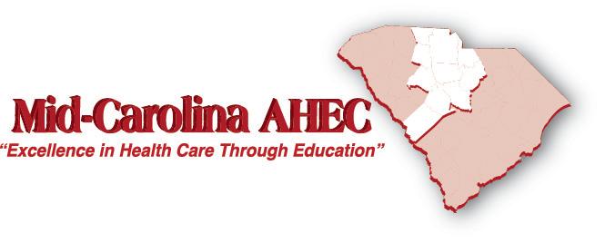 Mid-Carolina-AHEC-w-map